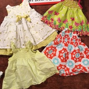 Other - Baby Dresses/Tops Bundle